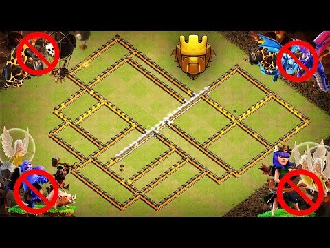 BEST NEW TH11 WAR BASE 2019! With Proof! Best Of CWL Base Tested In 15 Wars Clash Of Clans COC