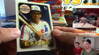 Th, 08/22/19 || 10Box PYT #1 || 2019 Topps ARCHIVES Baseball (MLB)