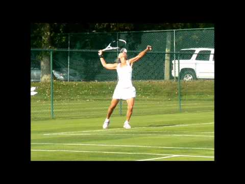 Tennis at the Longwood Cricket Club