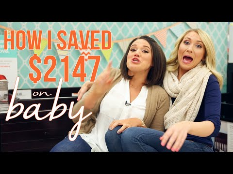 How I Save Thousands on New Baby Costs: Diapers, Formula, Gear, Coupons