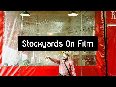 Fort Worth Stockyards on Film