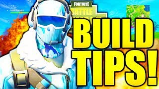 HOW TO BUILD LIKE A PRO IN FORTNITE! HOW TO BUILD FASTER IN FORTNITE CONSOLE BUILD TIPS PS4 XBOX!