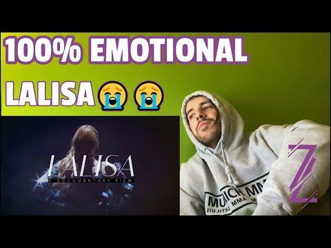 LALISA DOCUMENTARY FILM [DANCER REACTION] THIS IS EMOTIONAL! #blackpink #lisa
