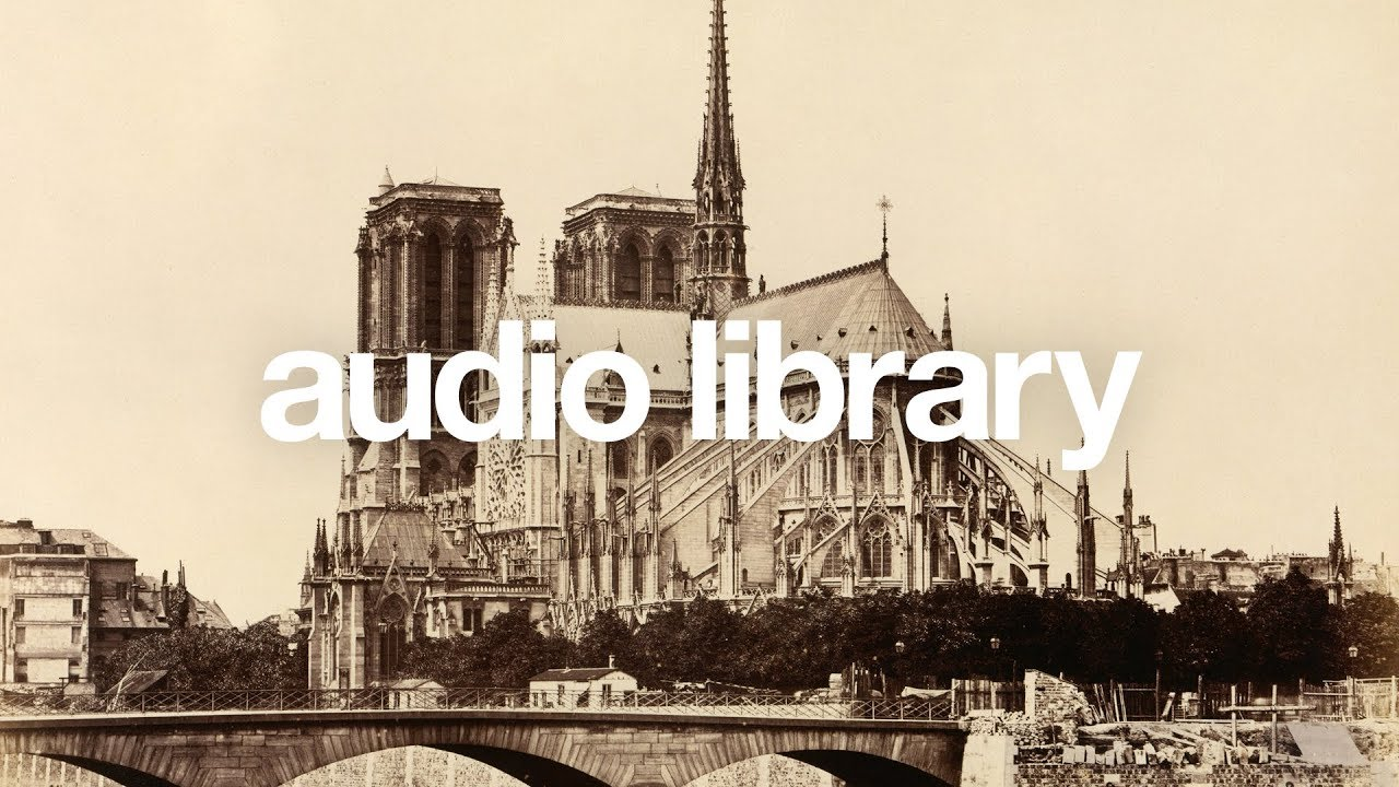 Sérénade à Notre Dame de Paris - Amarià · [Free Copyright-safe Music]