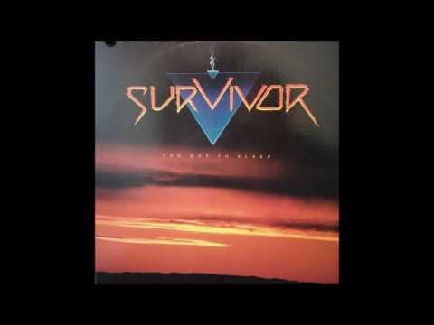 Survivor - Too Hot To Sleep  /1988 LP Album
