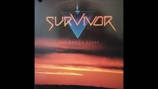 Survivor Too Hot To Sleep 1988 LP Album.mp3