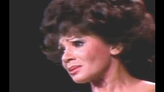 Shirley Bassey - Yesterday When I Was Young (1976 Live in Melbourne - Song 9)