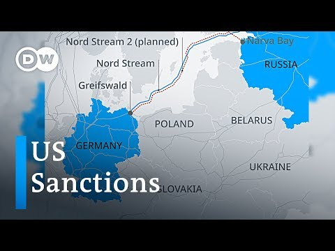 USA Threatens To Sanction Germany Over Russia Gas Trade | DW News