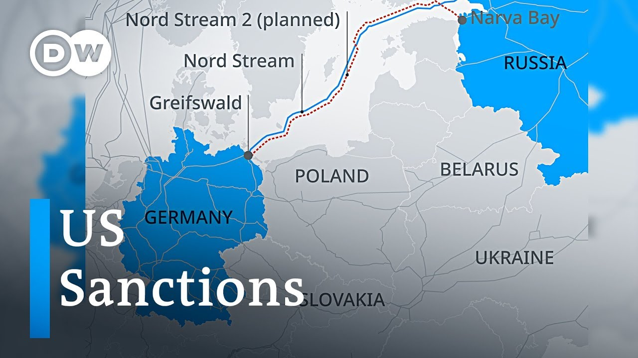 Usa Threatens To Sanction Germany Over Russia Gas Trade Dw News