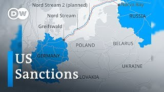 USA threatens to sanction Germany over Russia gas trade | DW N…