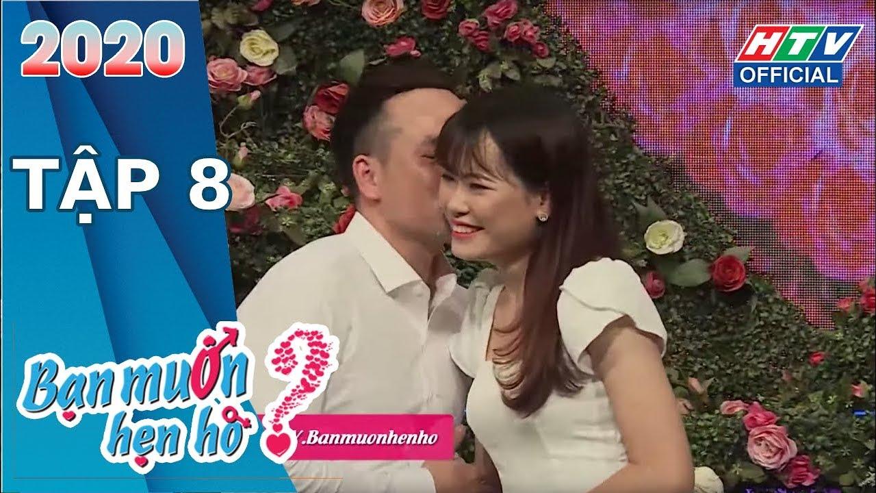 BẠN MUỐN HẸN HÒ 2020 | Gái xinh gặp chàng trai giống Đặng Văn Lâm như mơ ước | BMHH TẬP 8 FULL | 9/2