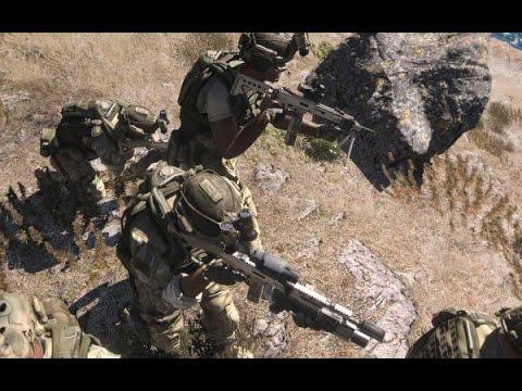 Arma 3: Co-op — Semi Military Simulation