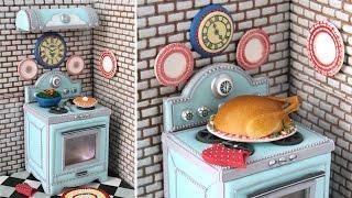 3-D Retro Oven Cookie