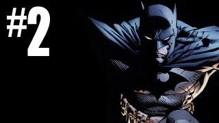 Batman Arkham Asylum Gameplay Walkthrough - Part 2 - HARLEY SAYS HELLO!! (Batman Arkham Gameplay HD)