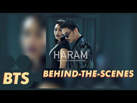 Free Download Haram | Music Video Bts | Hael Husaini Duet Bersama Siapa?! Mp3 dan Mp4