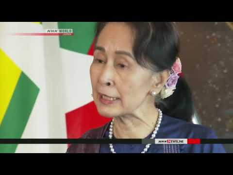NHK: Exclusive Interview with Myanmar's State Counsellor Daw Aung San Suu Kyi