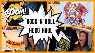 Rock 'N' Roll Hero Haul + Giveaway!