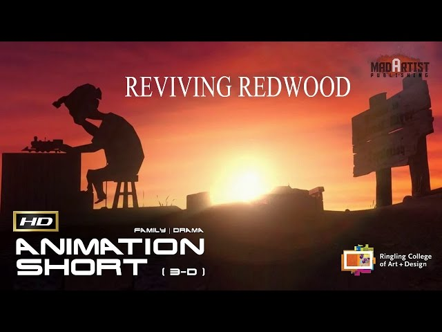REVIVING REDWOOD | Great story of a man's struggle to revive a town (Ringling)