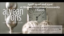 """""""Cultivating Kingdom Relationships"""" - April 2016 Marriage Conference"""