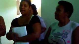 Taller a las madres del Barrio, (El Palmar) El Rodeo