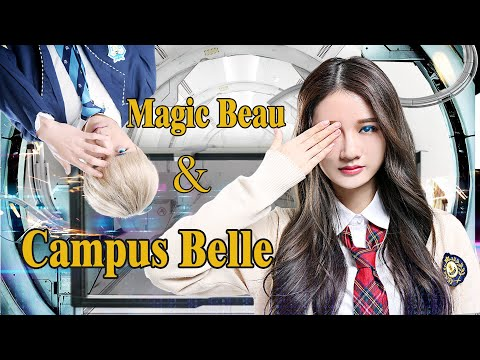 Fantasy Romance Movie 2020 | Magical Beau And Campus Belle, Eng Sub | Love Story, Full Movie 4K