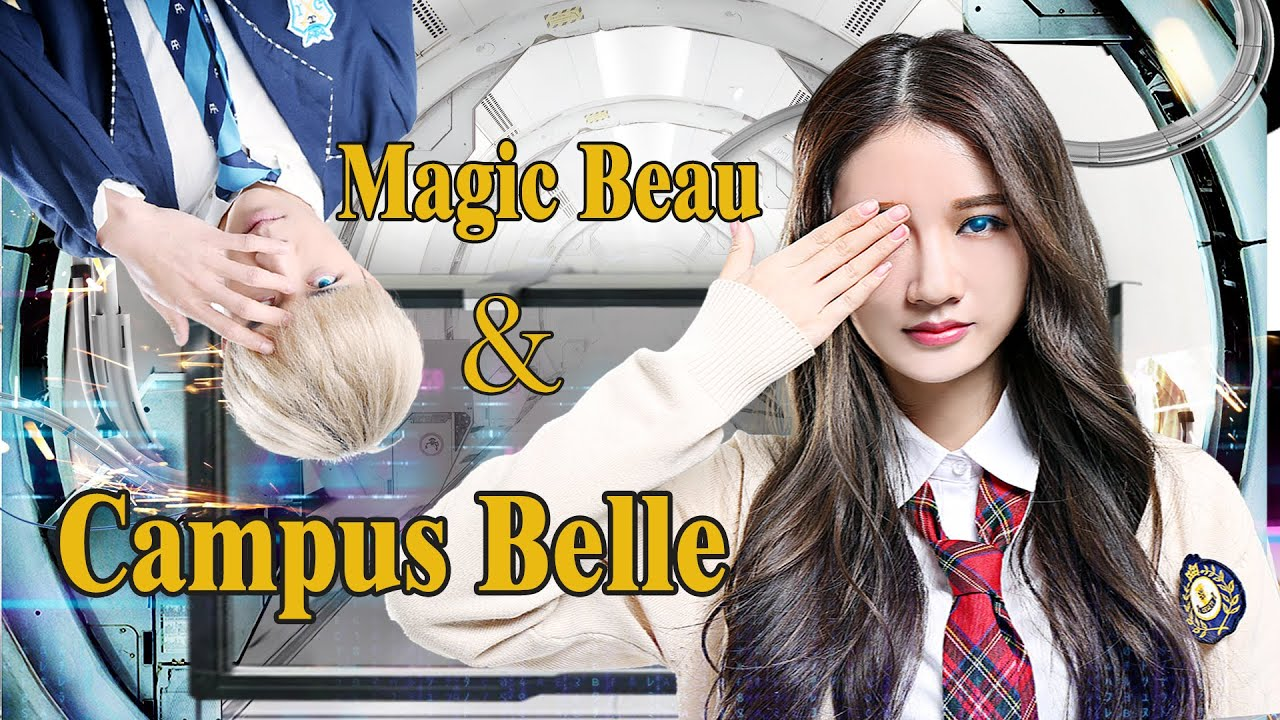 Download Fantasy Romance Movie 2020 | Magical Beau and Campus Belle, Eng Sub | Love Story, Full Movie 4K