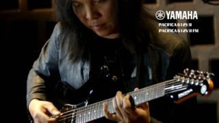 Review Yamaha PACIFICA 612VII/FM by Jack Thammarat