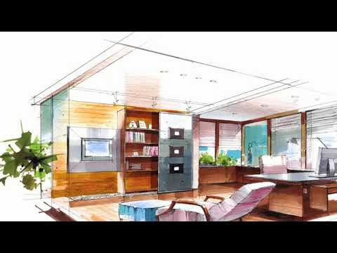 Interior Design Sketches Living Room Ideas