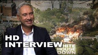 White House Down: Roland Emmerich Junket Interview