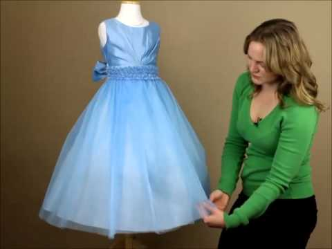 mygirldress.com-|-dress-review:-satin-pleated-dress-with-tulle-skirt