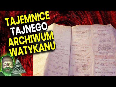 Tajne Archiwum Watykańskie i Biblioteka w Watykanie - Ator Plociuch Przepowiednie Zakazane Ewangelie