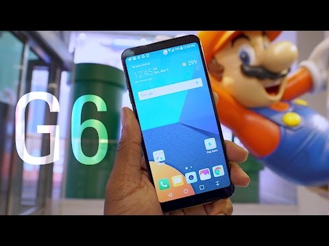 LG G6 - REAL Day in the Life!