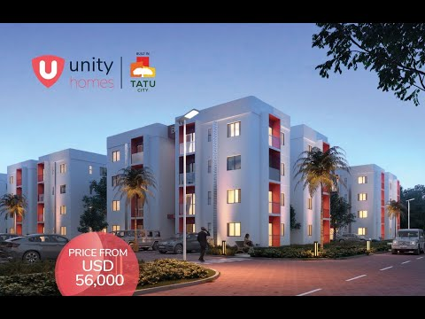Unity East Apartments For Sale in Tatu City