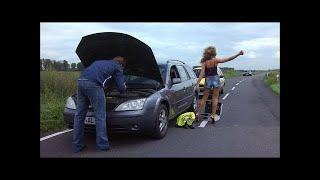 Wenn der Wagen nicht anspringt! - Ladykracher