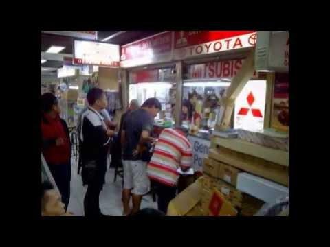 SPARE PART MOBIL DI ATRIUM SENEN JAKARTA-PUST