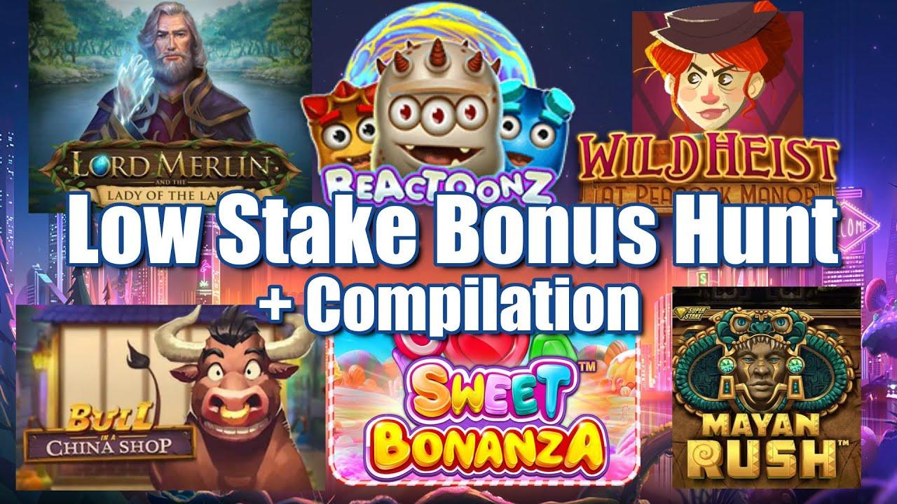 Bonus Hunt & Bonus Compilation, Sweet Bonanza, Temple Tumble & Much More + Community BIG WINS!!