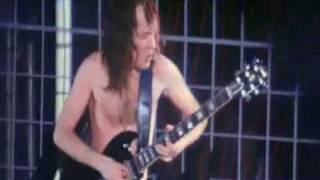 AC DC Guitars game between Malcolm and Angus Young