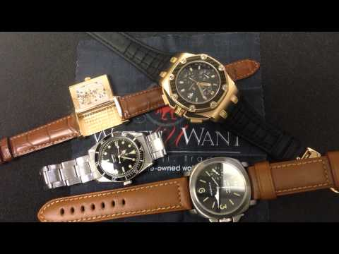 WTF is Watch Trading Fridays at watchuwant.com