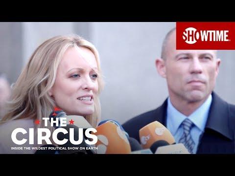 Stormy Daniels' Lawyer Michael Avenatti with John Heilemann  THE CIRCUS  TIME