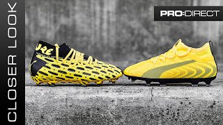 New Boots for Griezmann, Aguero and Suarez | Puma Spark Pack Closer Look