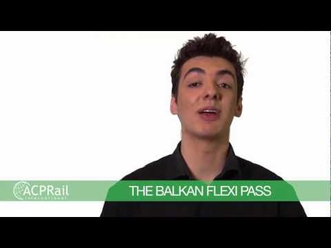 Train Travel in the Balkans with the Balkan Flexi Pass