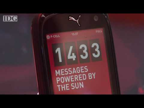 MWC: Sports-brand Puma debuts its first phone