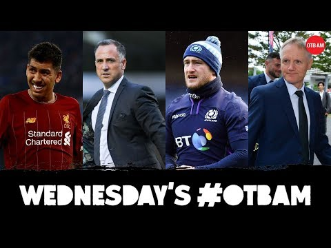 LIVE: OTB AM | Ireland In Japan, Andy Dunne, Liverpool's Deja Blue, Champions League, Neale Fenn |