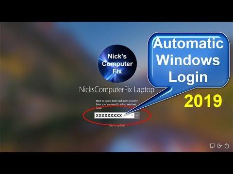 How To Disable Windows 10 Login Password & Lock Screen - Password Bypass - Easy & Fun!