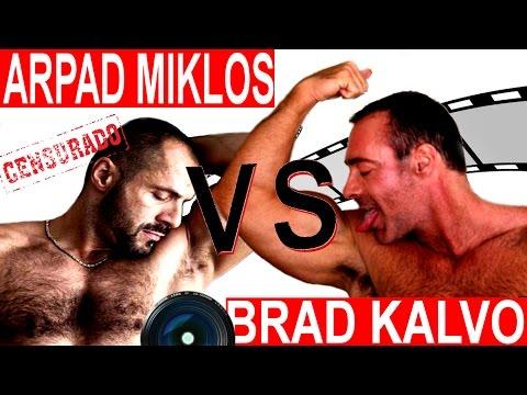 GUERRA DE DADDY OSOS ACTIVOS: Arpad Miklos VS Brad Kalvo