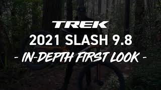 2021 Trek Slash 9.8 In-depth Review