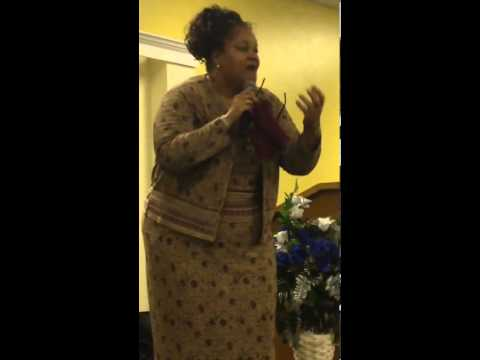 Evangelist Debbie Jones