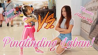 HUGOT BATTLE PART2 IN PUBLIC! SHIERLY VS MIK (NAGLABAN ULIT) + WITH A TWIST!