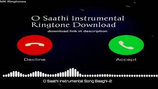 O Saathi Instrumental Ringtone Download | Sad Love Ringtone
