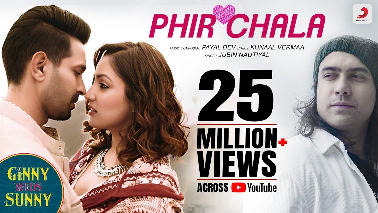 Phir Chala - Official Video | Ginny Weds Sunny | Yami – Vikrant | Jubin Nautiyal | Payal – Kunaal